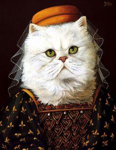 Фото 6, «Кошки - аристократы (12 фото)»