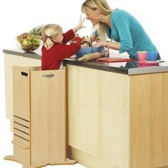 Luca and Company Little Helper FunPod, Natural