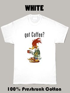 Woody Woodpecker Bad Morning I Hate Mornings T Shirt