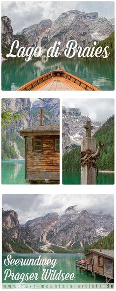 Seerundweg Pragser Wildsee | Lago di Braies | Südtirol