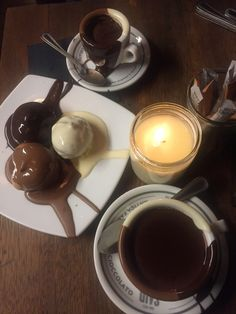 Why you MUST visit Said dal 1923 #chocolate #foodie #chocolateheaven #meltedchocolate #review #restaurant #london #restaurantdiet #dessert #food