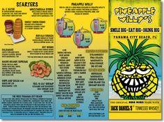 Pineapple Willy's @Panama City Beach