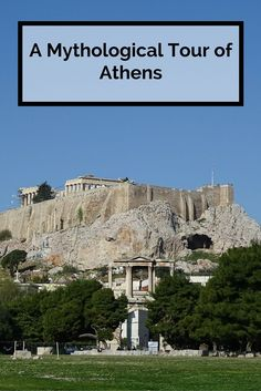 If you love Greek mythology and Greek history the mythological tour of Athens Greece is for you!
