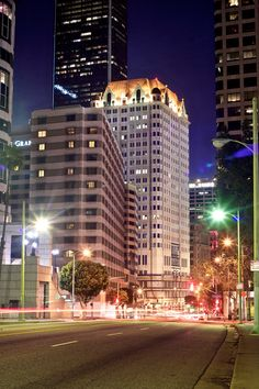Downtown~ Los Angeles, California