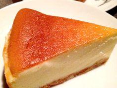 お家でカフェの味☆ベイクドチーズケーキの画像