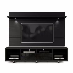 Cabrini 2.2 TV Stand and Panel , Entertainment Centers - Manhattan Comfort, The Dining Room Table - 6
