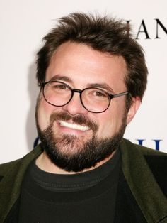 """Kevin Smith-director of """"Chasing Amy"""", """"Dogma"""", """"Jersey Girl"""", and """"Red State"""" Beautiful Voice, Beautiful People, Film Red, Silent Bob, I Love Him, My Love, People Of Interest, Celebs, Celebrities"""