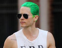 Messy Jared Leto Haircut 2017