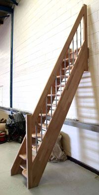 Karina Spacesaver Staircases - Space saving staircase plans