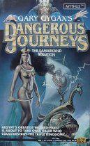 Mythus - Dangerous Journeys by Gary Gygax - Wayne's Books RPG Reference