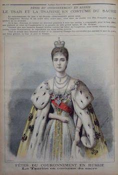 Alexandra Feodorovna, Czar Nicolau Ii, French Articles, Familia Romanov, Hesse, Last Emperor, Tsar Nicholas Ii, Russian Orthodox, Costume