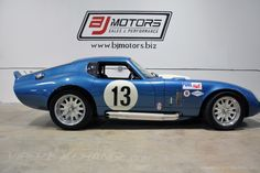1965 Factory Five Daytona Coupe | Exotic Car Sales | ViperExchange.