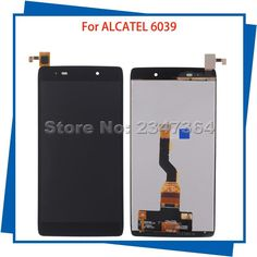 32.58$  Watch now - http://aliraf.shopchina.info/go.php?t=32715862589 - For Alcatel  6039 6039A 6039K 6039Y  LCD Display Touch Screen 100%Guarantee Mobile Phone LCDs 32.58$ #buyonline