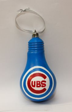 1000+ images about Sports ornaments on Pinterest | Chicago Cubs ...