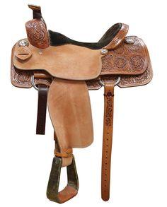 Cactus Saddlery® Trevor Brazile Relentless Roper Saddle :: Roping :: Saddles :: Saddles & Tack :: Fort Western Online