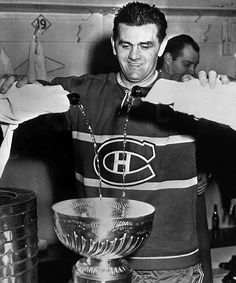 "Maurice ""Rocket"" Richard, Montreal Canadiens"