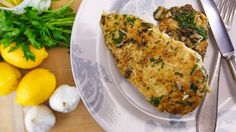 Similar to Piccata, but little differences make this chicken dinner stand on its own