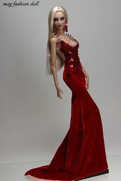 New outfit for Kingdom Doll / Deva Doll / Modsdoll / Numina /17