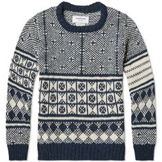 Gucci - Knitted Wool and Cashmere-Blend Fair Isle Sweater | MR ...
