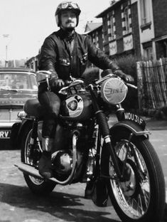 Classic Motorcycle, Vintage Motorcycles, My Ride, Rockers, Sons, Biker, Vehicles, My Son, Car
