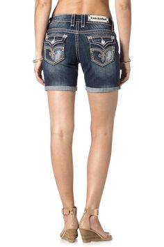 KAYLEE RH EASY SHORTS - Rock Revival