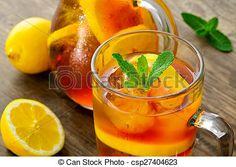 Stock Photo - Cold iced tea - stock image, images, royalty free photo, stock photos, stock photograph, stock photographs, picture, pictures, graphic, graphics