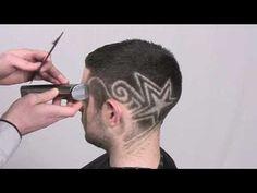 ▶ Salon Gents 2 - creative clipper design - YouTube