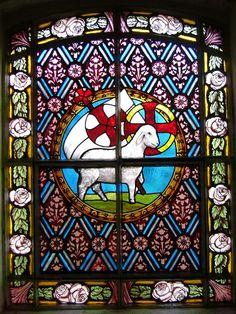 Increible arte en vitrales primera parte - Taringa!