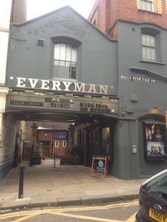 Quaint cinema in Hampstead. Visit for a traditional cinema experience #NW3vip
