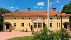 Matildankartano Matildedahlissa Hereford, Finland, Mansions, House Styles, Deco, Pictures, Manor Houses, Villas, Mansion