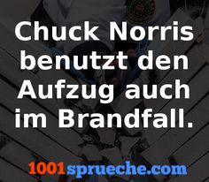 Chuck Norris Witze - Mehr Witze gibt's auf You can find Chuck norris and more on our website. Chuck Norris Memes, Steven Seagal, Everything Funny, Geek Humor, Tattoo Models, Funny Images, Funny Jokes, Comedy, Geek Stuff