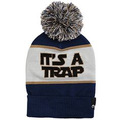 efd19f18be4 Star Wars It s A Trap Pom Beanie  This officially licensed Star Wars knit  pom beanie features the phrase