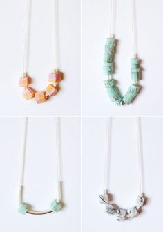 H by Heather Lighton jewellery via thedesigngfiles.net