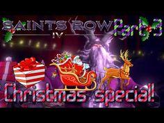 Ho-Ho-Ho Merry Christmas!! - Saints row 4 Re-elected Xmas Special Part 3...