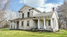 Save This Old House: Indiana Greek Revival