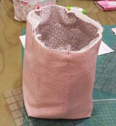 Discover thousands of images about Coolest DIY Storage Bins Cardboard Storage, Fabric Storage, Diy Storage, Storage Baskets, Fabric Crafts, Sewing Crafts, Fabric Basket Tutorial, Fabric Boxes, Baby Sewing