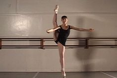 Ballet dancers - the turns in this video are amazing, pretty much everything is amazing