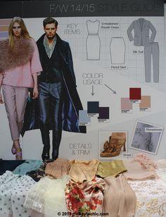 Fall Winter 2014 2015 Fashion Trend Forecast