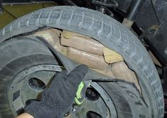 DOUGLAS — Customs and Border Protection officers at the Raul Hector Castro Port of Entry in Douglas arrested a McNeal resident Thursday for an alleged attempt to smuggle nearly 149