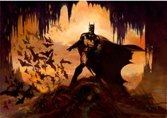 Batman by Arthur Suydam