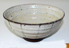 Ulla Hansen, bowl in stoneware , own studio, Denmark.