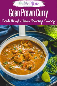 Goan Prawn Curry is a perfect tropical side to savour on a sunny day. Recipe for Goan Prawn Curry is very simple and authentic. Indian Shrimp Curry, Goan Prawn Curry, Indian Prawn Recipes, Goan Recipes, Fish Curry, Veg Recipes, Curry Recipes, Seafood Recipes, Cooking Recipes