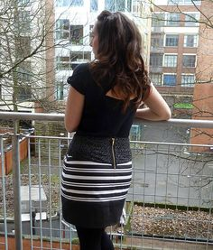 Making this one! A Stitching Odyssey: Drafting a skirt pattern