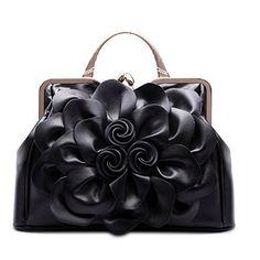 Celsino Women Handbag Tote Purse Shoulder Bag Flower PU L... https://www.amazon.com/dp/B01N12UCZN/ref=cm_sw_r_pi_dp_x_LyQgzb5PA1X6B