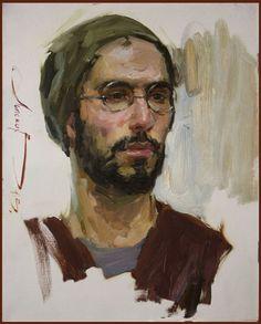 https://www.behance.net/gallery/42387257/Oil-portraits