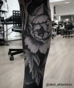 Healed tattoo by Deni Aktemirov @deni_aktemirov BLACKOUT tattoo collective @blackouttattoocollective #blackouttattoocollective