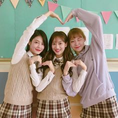 Do Hana , Yeo Boram , Kim Hana A-teen webdrama Bff Pictures, Best Friend Pictures, Friend Photos, Korean Couple, Korean Girl, Asian Girl, Mode Ulzzang, Ulzzang Korea, Ullzang Girls