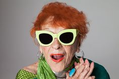 The Coolest Person We Know: Life Lessons From a 94-Year-Old Model