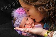 Mommy & Baby Photography Idea :)