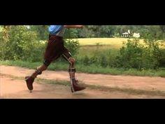 Forrest Gump: Forrest aprende a correr (Mejores Escenas) - YouTube